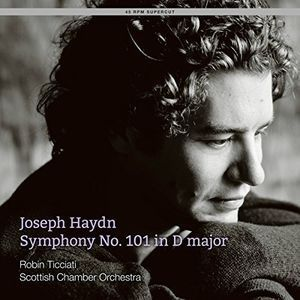Haydn - Symphony No. 101 in D Major : Robin Ticciati - 45rpm 180g LP