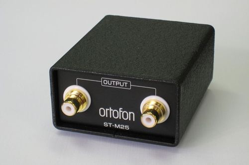 Ortofon ST-M25 - MC SUT  Moving Coil Step Up Transformer - Mono