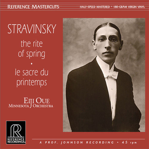 Stravinsky - The Rite of Spring : Eiji Oue : Minnesota Orchestra - 45rpm 180g LP