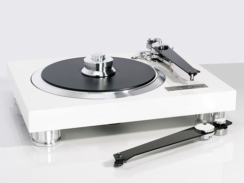 EAT E-Flat Turntable + Yosegi MC Cartridge