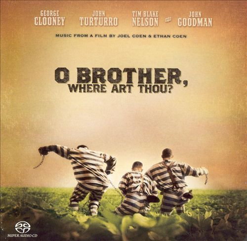 O Brother Where Art Thou - Various Artists - OST : Soundtrack - 2LP