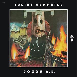 Julius Hemphil - Dogon A.D. - 200g 2LP