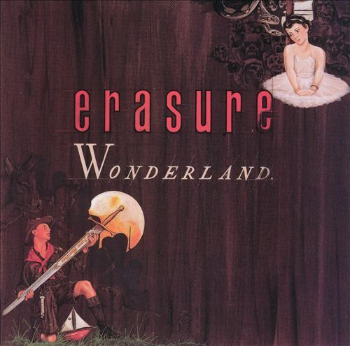 Erasure - Wonderland : 30th Anniversary Edition - 180g LP