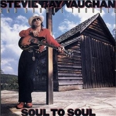 Stevie Ray Vaughan - Soul To Soul - 45rpm 200g 2LP
