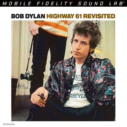 Bob Dylan - Highway 61 Revisited - 45rpm 180g 2LP Mono