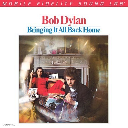 Bob Dylan - Bringing It All Back Home - 45rpm 180g 2LP Mono