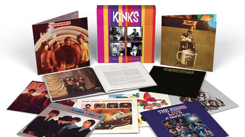 The Kinks - The Mono Collection - 180g 10LP Box Set