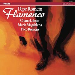 Pepe Romero Flamenco Chano Lobato 180g 2lp Scott