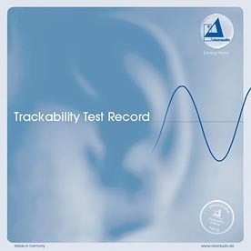 Clearaudio Trackability Test Record - ( Test LP ) - 180g LP