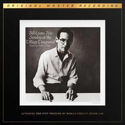 Bill Evans - Live at the Village Vanguard - UltraDisc One Step UD1S - 45rpm 180g 2LP Box Set