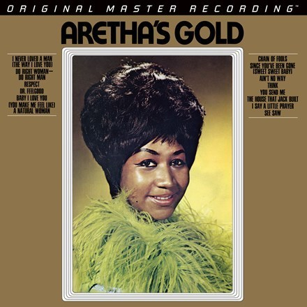 Aretha Franklin - Aretha's Gold - 45rpm 180g 2LP