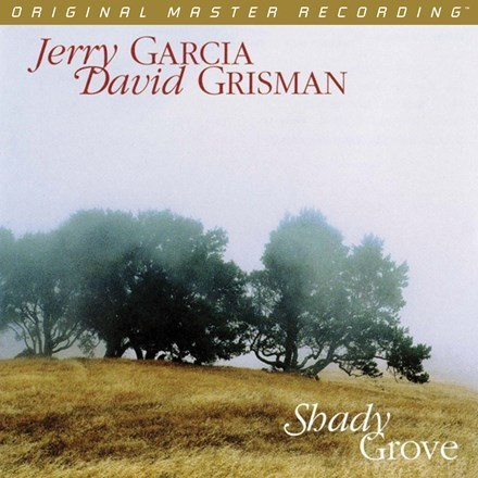 Jerry Garcia and David Grisman - Shady Grove - 180g 2LP