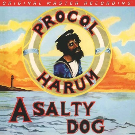 Procol Harum -  A Salty Dog - 180g LP