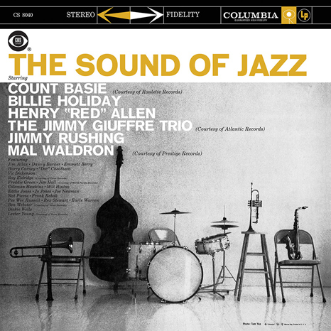 The Sound Of Jazz - Various Artists - 200g LP ( WAITING REPRESS )