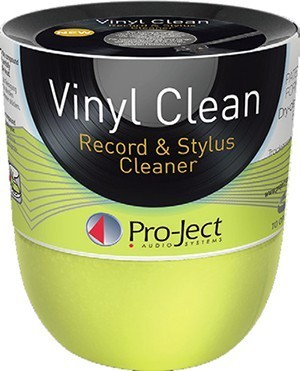 Pro-Ject  Vinyl Clean   : Record & Stylus Cleaner