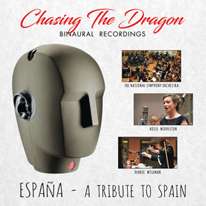 Espana - A Tribute To Spain : Binaural Recording - CD