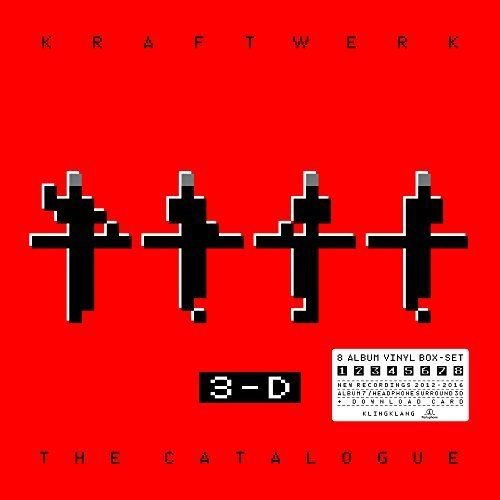 Kraftwerk - 3-D The Catalogue - 180g 9LP Box Set