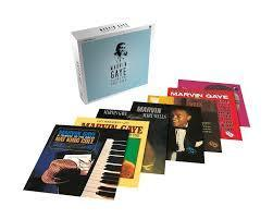 Marvin Gaye - Marvin Gaye Volume 1: 1961 - 1965  - 180g 7LP Box Set