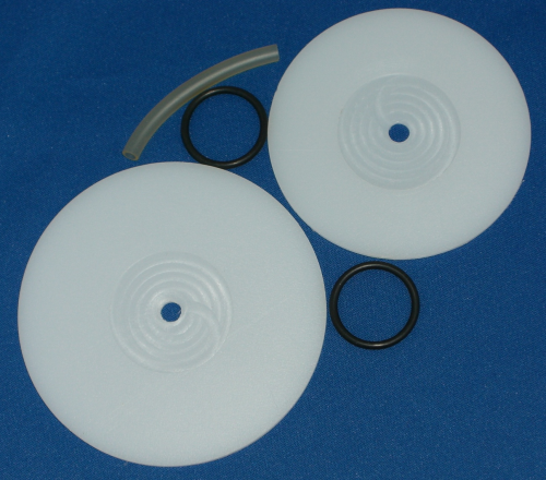 "7""  &  10""  & Label Protector - Accessory Kit for Moth RCM2/RCM Pro"