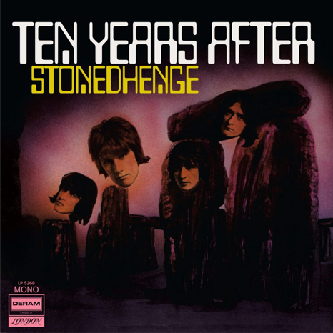 Ten Years After -  Stonedhenge  - 150g LP Mono