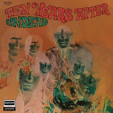 Ten Years After -  Undead  - 150g LP  Mono