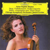 Anne Sophie Mutter - Berg: Violin Concerto / Rihm: Time Chant : James Levine  - 180g LP
