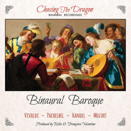 Binaural Baroque - The World's First Binaural Direct Cut Recording - 180g D2D LP
