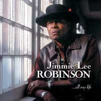 Jimmie Lee Robinson - All My Life - 45rpm 200g 2LP
