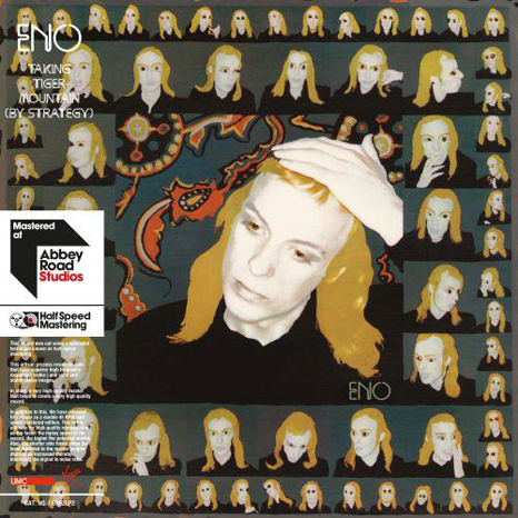 Brian Eno - Taking Tiger Mountain (By Strategy) - 45rpm 180g 2LP