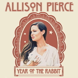 Allison Pierce - Year Of The Rabbit - 180g LP