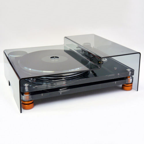 Vertere MG-1 Record Player Dust Cover ( Light Grey )