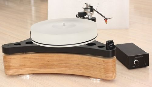 Consonance Die Walkure Turntable Acrylic Dust Cover ( 550 x 550 x 275 mm )