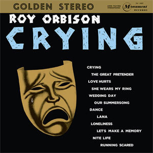 Roy Orbison - Crying - 45rpm 200g 2LP