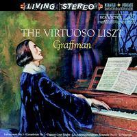 The Virtuoso Liszt  - Gary  Graffman - 200g LP