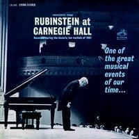 Arthur Rubinstein - Highlights From Rubinstein at Carnegie Hall  - 200g LP