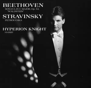 Beethoven / Stravinsky - Hyperion Knight -  Sonata in C Major , Op. 53 - 200g LP