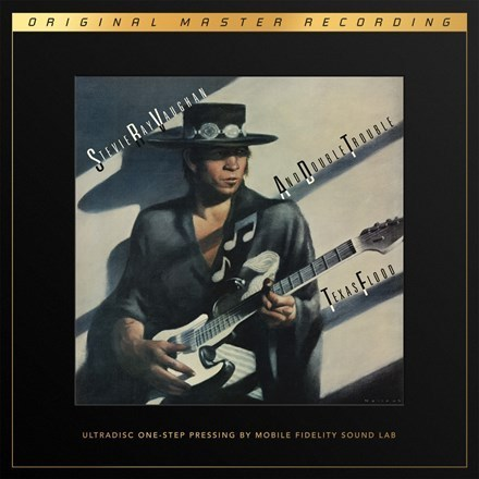 Stevie Ray Vaughan - Texas Flood - UltraDisc One Step SuperVinyl - 45rpm 180g 2LP Box Set