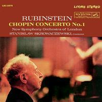 Chopin - Concerto No. 1 - Rubinstein • Skrowaczewski • New Symphony Orchestra Of London - SACD