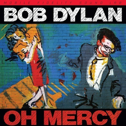 Bob Dylan - Oh Mercy  -   45rpm 180g 2LP