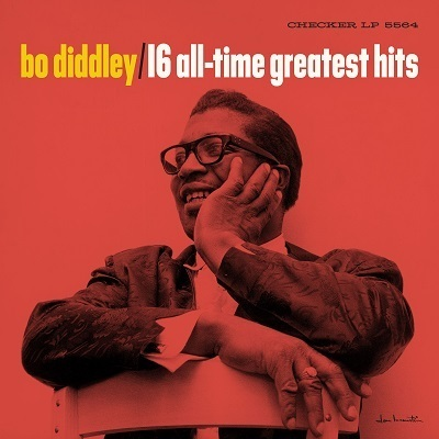 Bo Diddley -  16 All-Time Greatest Hits - 150g LP Mono