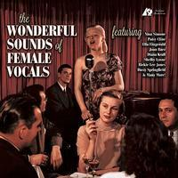The Wonderful Sounds of Female Vocals - Various Artists - 200g 2LP