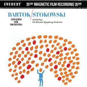 Bartok - Concerto for Orchestra : Leopold Stokowski : HSO - 45rpm 200g 2LP