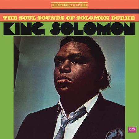 Solomon Burke - King Solomon: The Soul Sounds of Solomon Burke - 180g LP