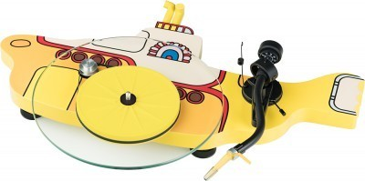 Pro-Ject Beatles Yellow Submarine  Turntable