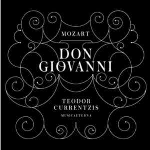 Mozart - Don Giovanni : Teodor Currentzis - 180g 4LP Box Set