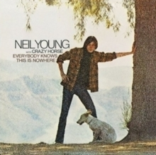 Neil Young -  Everybody Knows This Is Nowhere  - 180g LP