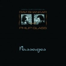Ravi Shankar and Philip Glass - Passages - 180g LP