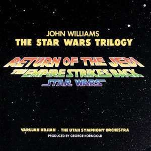 John Williams - Star Wars Trilogy : OST - LP
