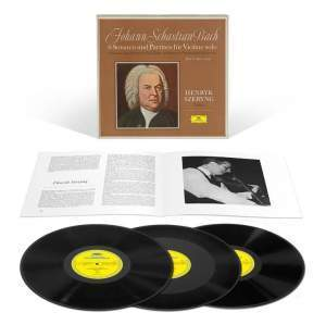 Bach - Sonatas and Partitas : Henryk Szeryng - 180g 3LP Box Set