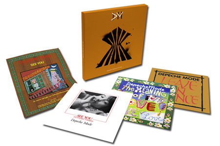 Depeche Mode - A Broken Frame -  Box Set